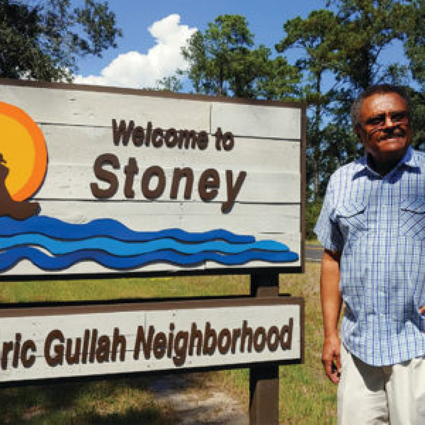 Eric Turpin - Gullah sign project